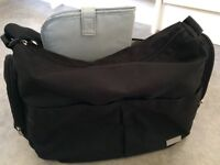 baby changing bag, excellent condition
