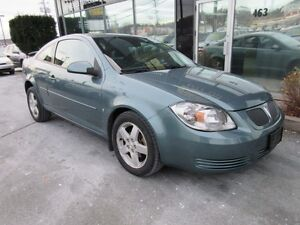 2009 Pontiac G5 AUTO COUPE WITH LOW LOW KMS!