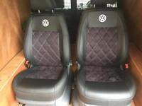 Vw caddy face lift seats 2010-on