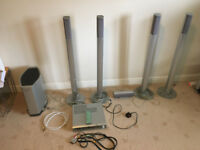 Sony SS-TS550 Speaker System / SS-CT550 Surround Sound / Home Cinema Speakers