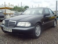 2000 (W) MERCEDES-BENZ C CLASS 2.0 C200 ESPRIT AUTO - *CHEAP CAR* - 3 KEYS - **FSH** - PX TO CLEAR