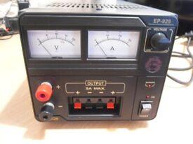 Manson EP-925 power supply amateur radio / CB radio