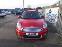 MINI HATCH 1.6 One D 3dr (red) 2011