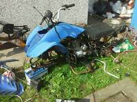 Chinese quad parts .200cc engine etc