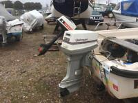 Johnson outboard 60hp