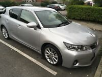 Excellent Economic Lexus CT-200h Sports Hatchback