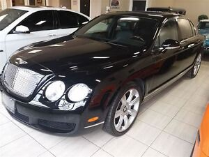 2007 Bentley Continental Flying Spur W 12 557 H.P No accidents F