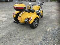 Trike Grinnall R1200 BMW