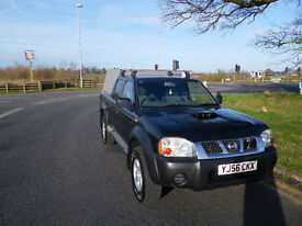 Nissan Navara in excellent condition and low mileage