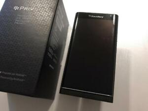 BlackBerry Priv 32GB Black SmartPhone - UNLOCKED W/FREEDOM - Guaranteed Activation + No Blacklist