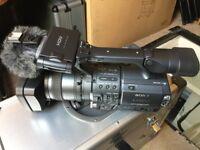 Sony HDR-FX1E HD Video Camera