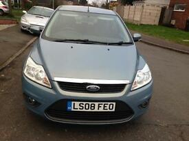 Ford Focus 1.6 zetec style Wolverhampton West Midlands Hpi clear sold