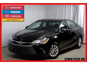 2016 Toyota Camry LE / BLUETOOTH / CRUISE / CAM RECUL