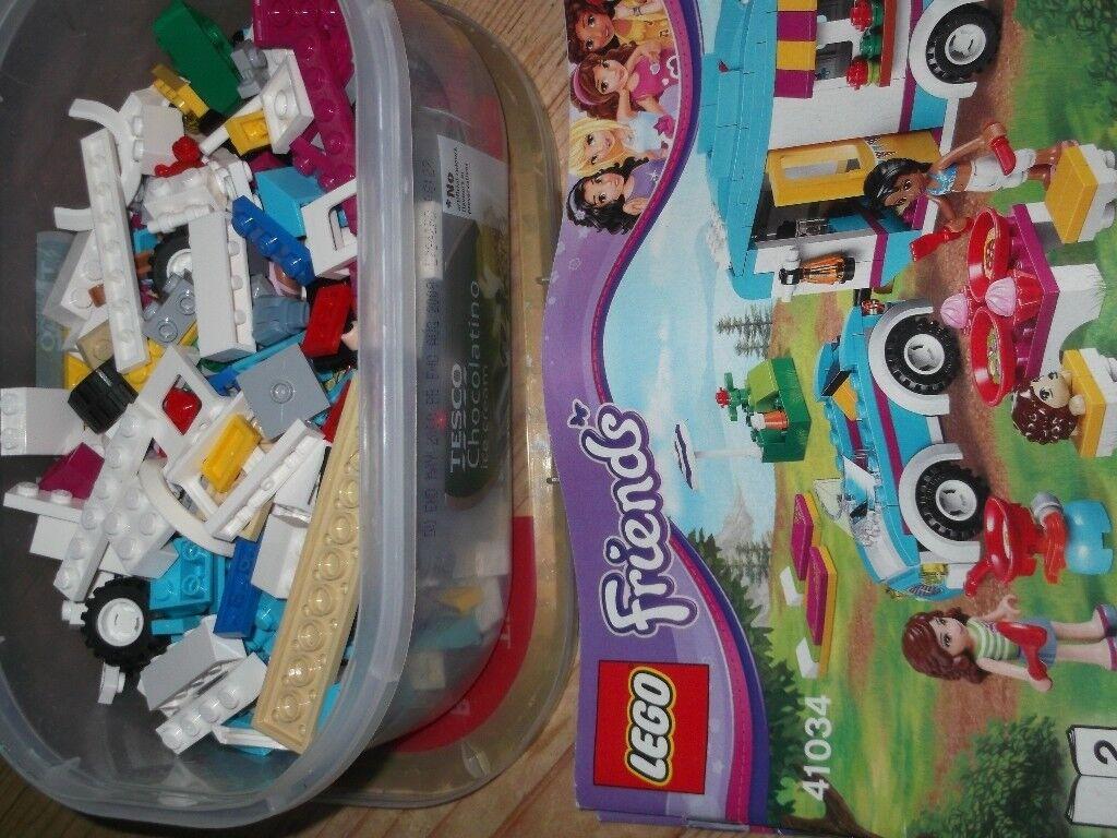 LEGO FRIENDS 14034 SUMMER CARAVAN