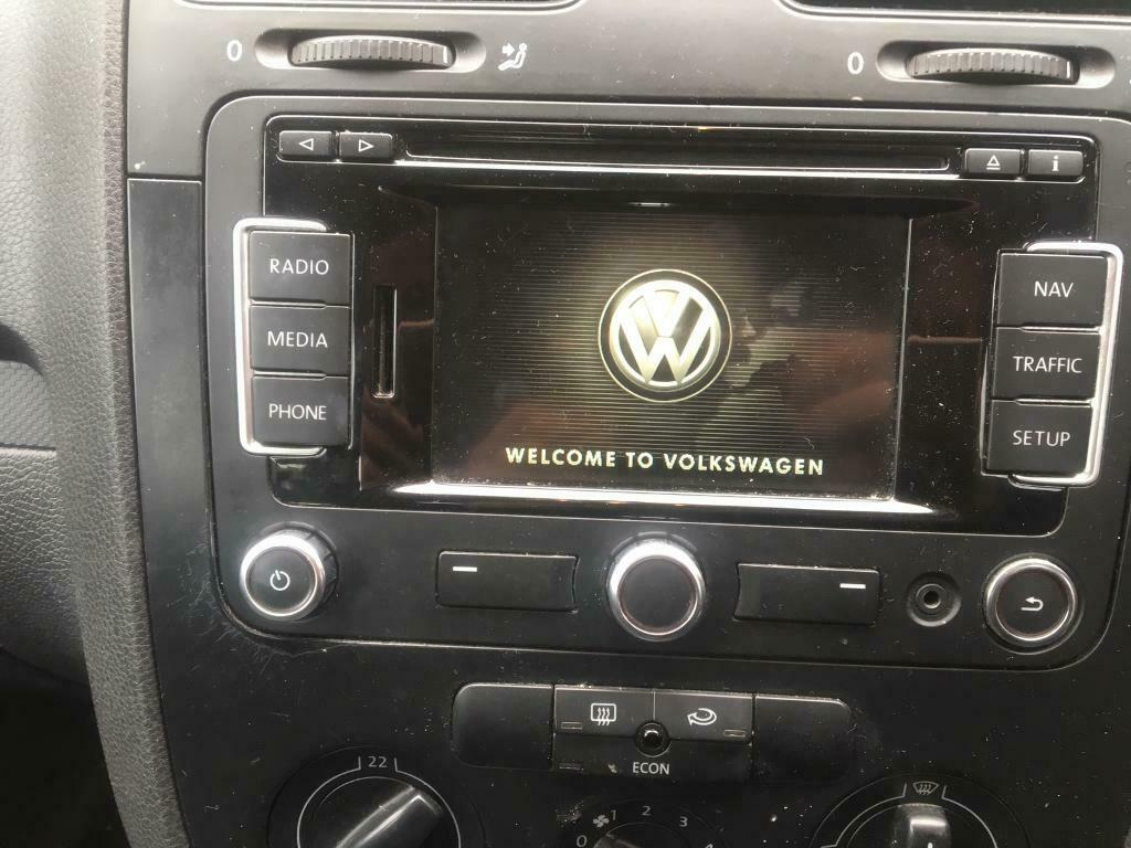Vw Golf Mk5 Settings Menu