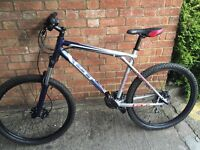 New Gt aggressor xc3 mountain bicycle