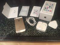 Apple i phone 5s 16gb Gold