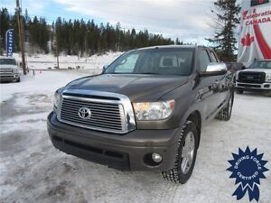 2010 Toyota Tundra Limited Double Cab 4x4 - 118,378 KMs, Seats 5