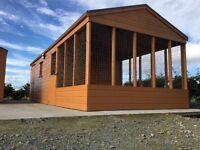 7m x 3m Extra Large Dog Kennel and Enclosed Run with Food Storage Area