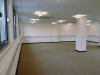 920 sq.ft. Self Contained Office Space in the Jewellery Quarter