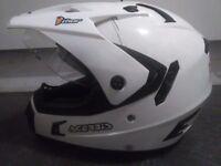 Acerbis duel sport helmet. Medium