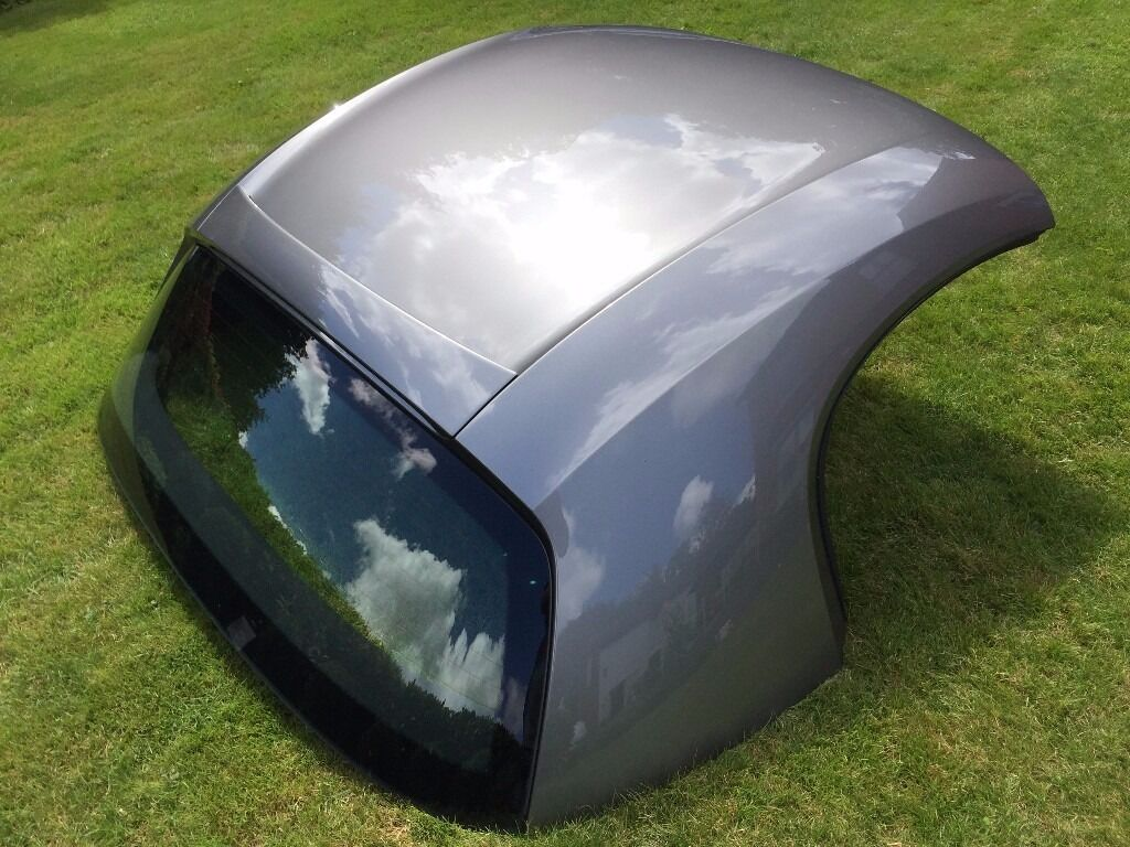 Original Bmw Z4 Roadster Hard Top Hardtop Detachable Roof With Panels Amp Tools In Endon