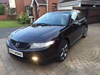 STUNNING 2006 HONDA ACCORD TYPE S ONLY 14,000 MILES ONE OWNER MUST BE SEEN