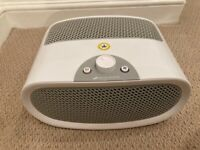 Bionaire air purifier & ioniser with HEPA type filter