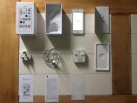 Apple iPhone 5s 16gb silver Vodafone smartphone