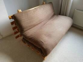 Double bed futon