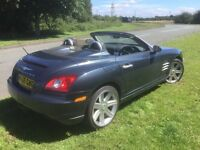 Chrysler Crossfire V6 3.2 Manual. 81k miles - 10 months MOT remaining