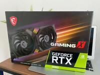 Nvidia GeForce rtx 3060 msi gaming x