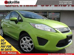 2012 Ford Fiesta SE | ACCIDENT FREE | FULL POWER OPTIONS | OPEN
