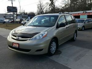2008 Toyota Sienna CE Accidents Free