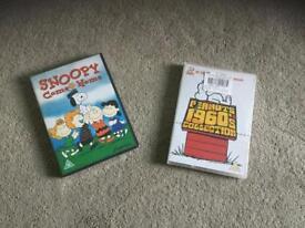 Snoopy/Peanuts DVD