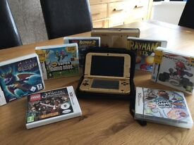 Nintendo 3DS and Games limited edition