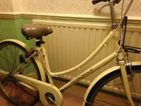 Bike ladies 17inch frame metropole bronx