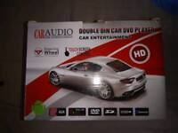 Car entertainment audio and dvd player