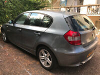 Excellent condition BMW 1 series