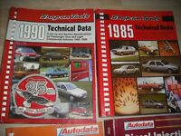 snap oncar data manuals for sale