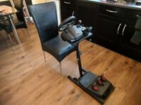 G25 Steering Wheel with Stand