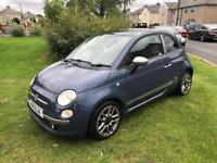 2011 FIAT 500 BY DIESEL LIMITED EDITION