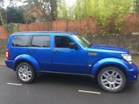 Dodge nitro 2.8 diesel auto sxt 68 plate best colour