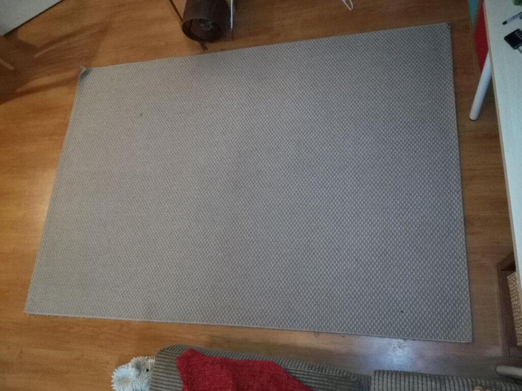 IKEA MORUM flatwoven rug