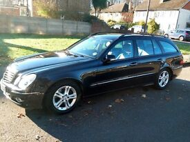 COMFORTABLE MERCEDES IN A VERY GOOD CONDITION