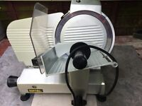 Buffalo Meat Slicer 25mm Electric blade cutter .commercial