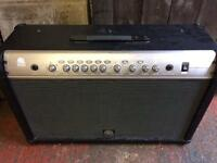 Guitar amplifier gt212 white horse spares and repairs