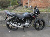 Yamaha YBR 125 2015 For sale £1250