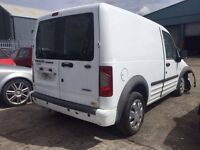 02-13 Parts Breaking FORD TRANSIT CONNECT TOURNEO T200 gearbox door motor glass clutch turbo drivesh