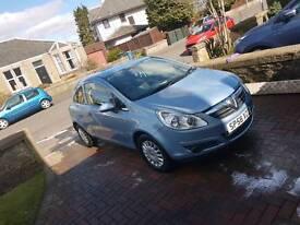 Vauxhall Corsa d life 1L